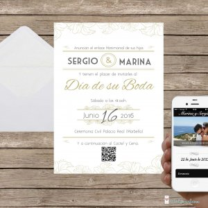Wedding invitation | 1