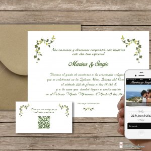 Wedding invitation | 40