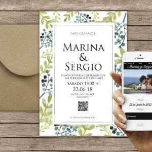 Wedding invitation | 57
