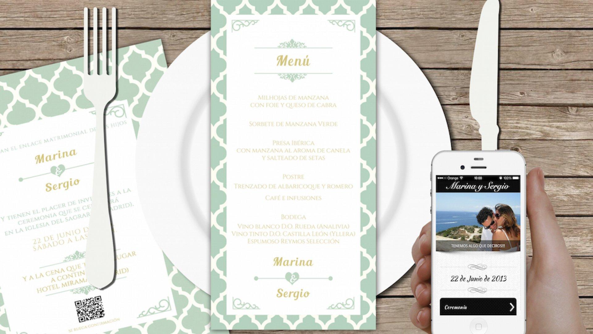 Wedding invitation | 2