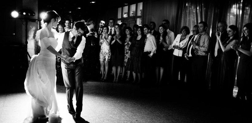 Prepara una coreografía para tu boda