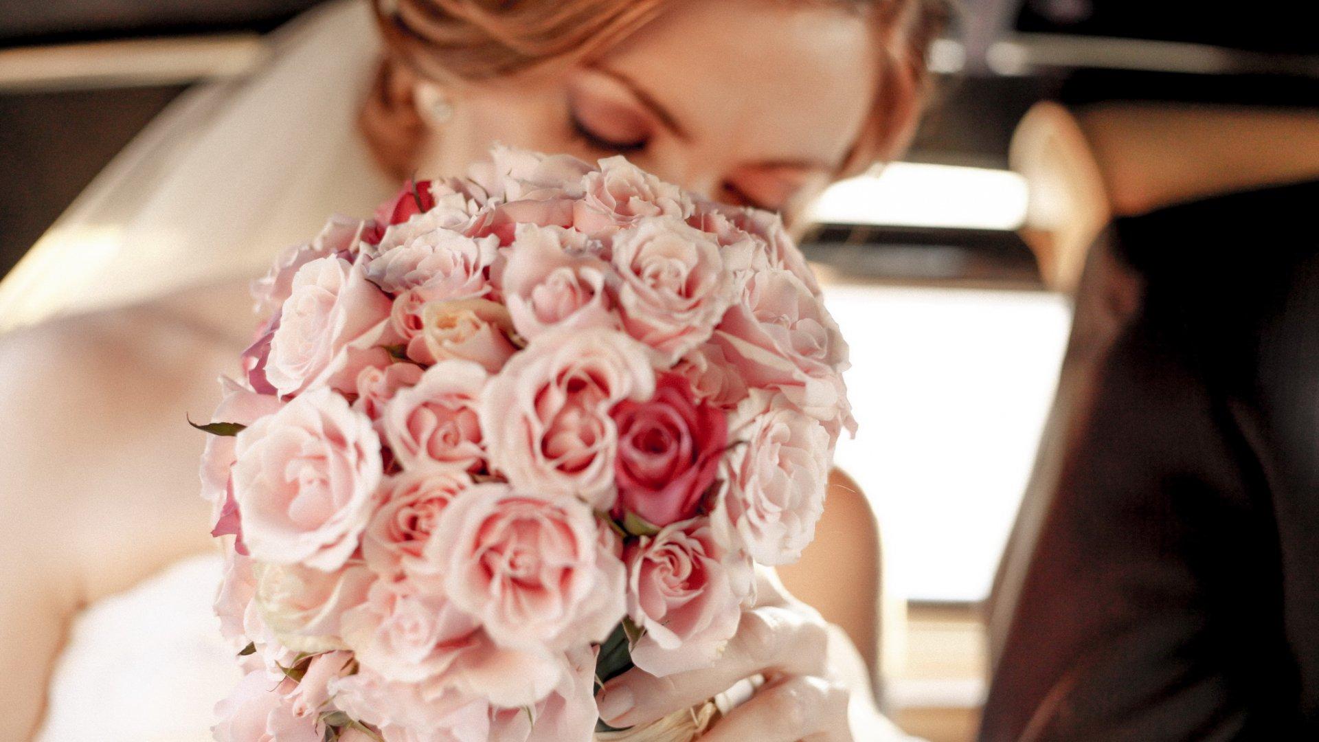 Claves para elegir el ramo de novia