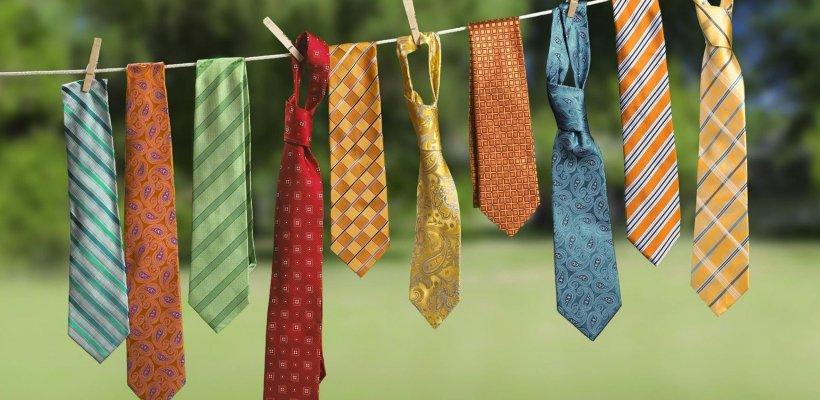 Elige el nudo de corbata adecuado
