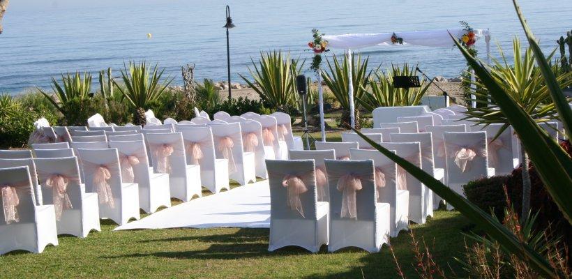Prepara tu boda al aire libre