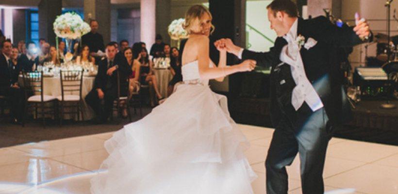 Diferentes coreografías para sorprender a tus invitados