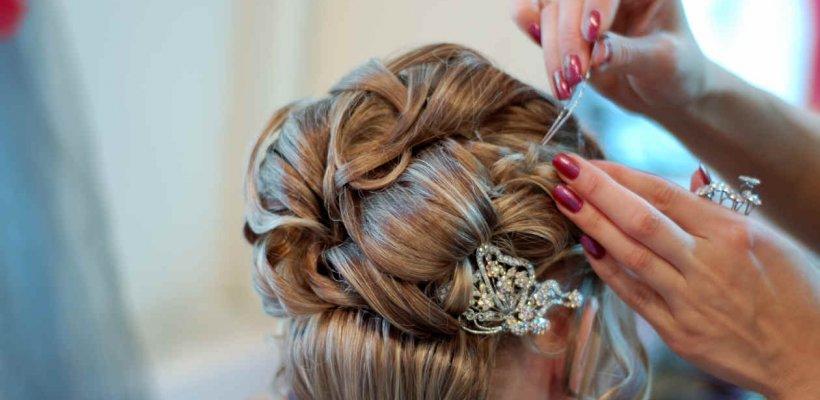 Tendencias en peinados de novia para 2016