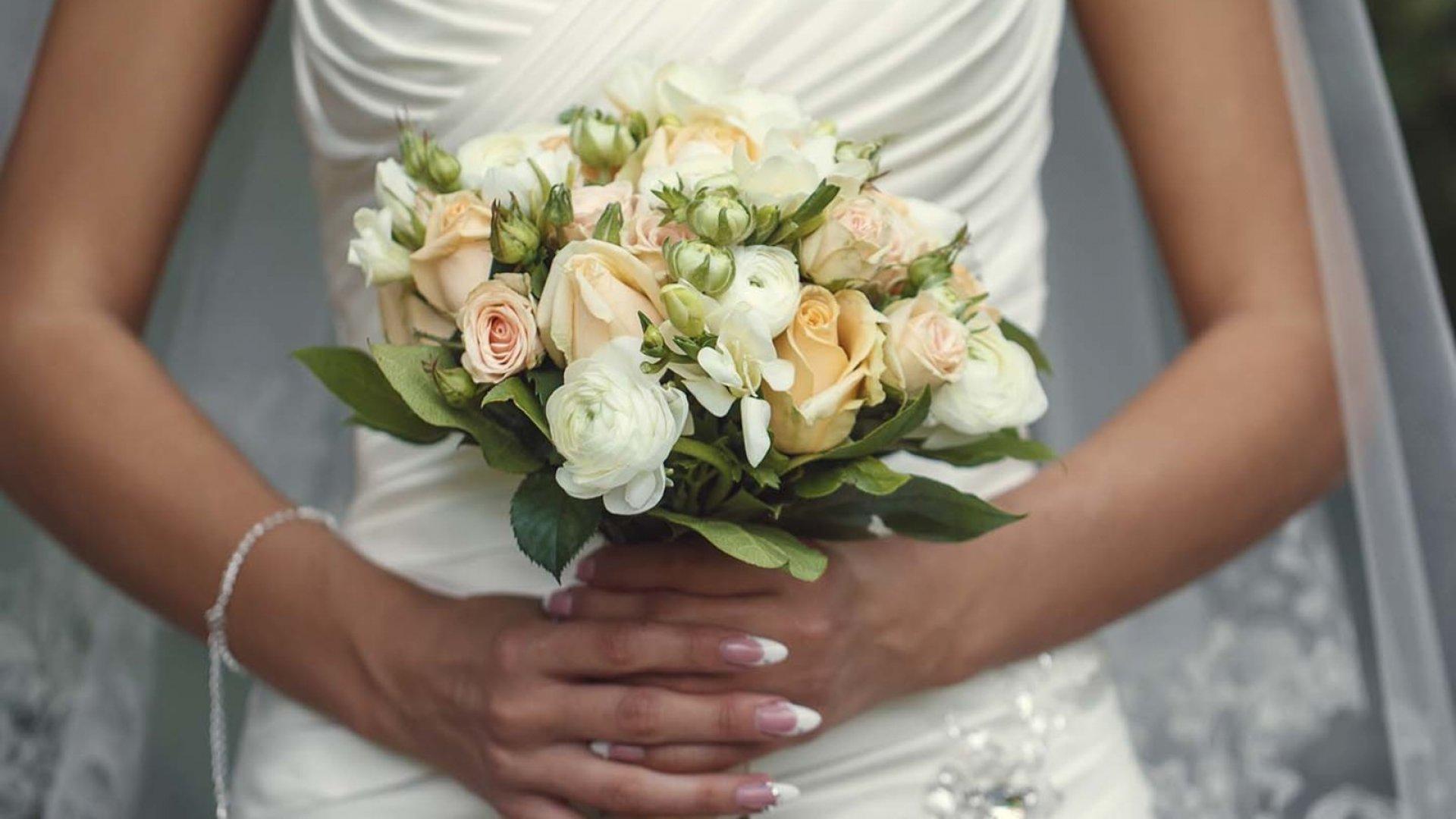 La tradición del ramo de novia