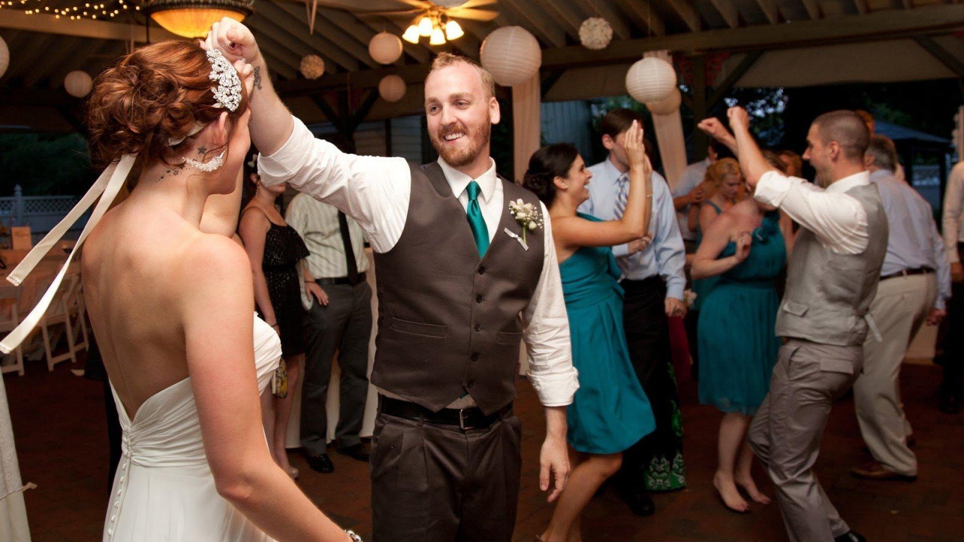 Consejos para el éxito del baile de boda