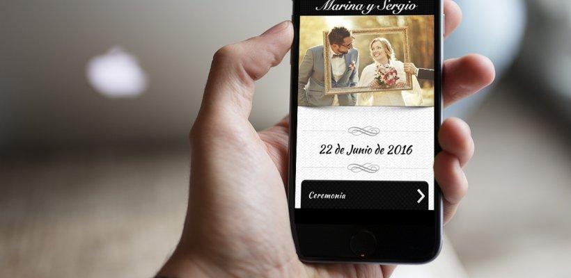 Alíate con la tecnología para tu boda